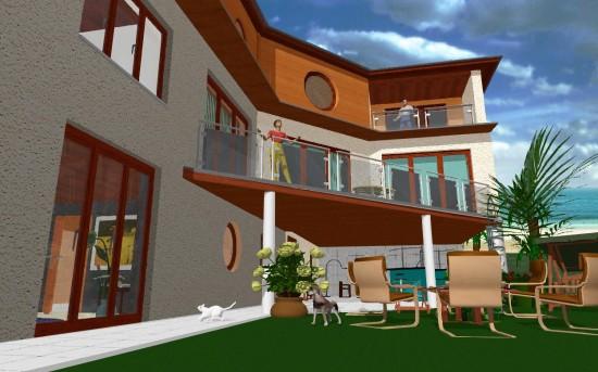 villa Madagascar Architecte