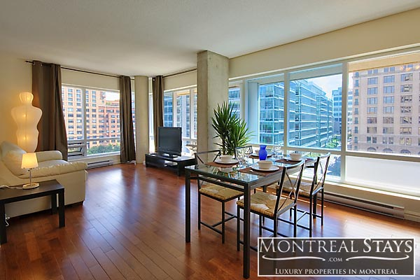 location appartement montreal