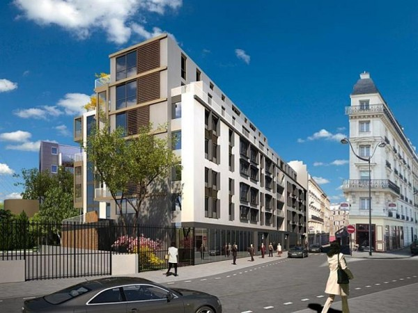 immobilier neuf à Paris