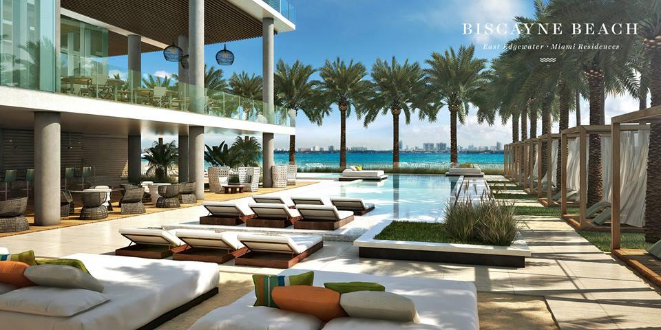 D Render Miami Beach