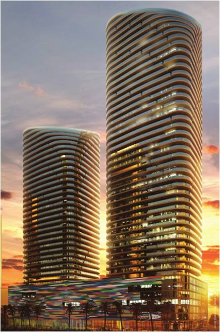 Villa Americaine Luxe : Brickell heights nouveau projet immobilier a miami