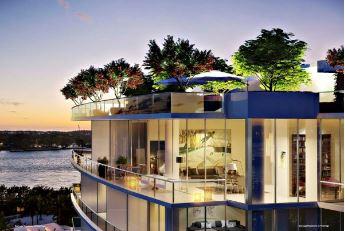 Les Penthouses Les Plus 233 L 233 Gants De Miami