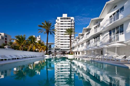 hôtel de luxe miami