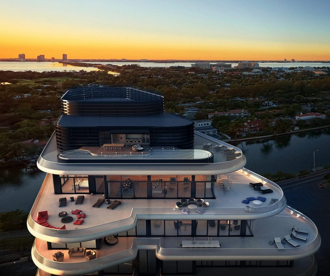 luxe Faena profit immobilier
