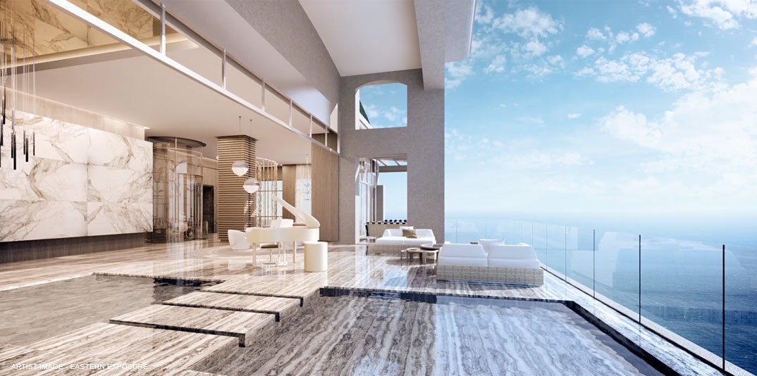 penthouse Acqualina eastern-ex