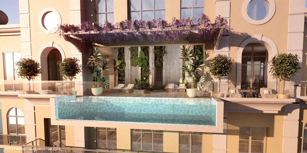 penthouse Acqualina